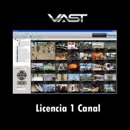 1 Canal VAST Server