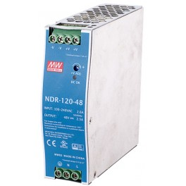 NDR-120-48 Fuente De Alimentación